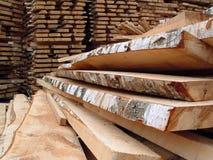 сложите древесину стоковое фото