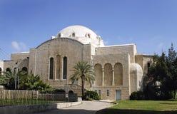 сложное международное ymca Иерусалима Стоковое Фото