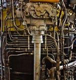 сложный металл конструкции Стоковые Фотографии RF