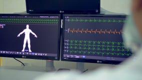 Сложный рассматривать сердца работая в больнице акции видеоматериалы