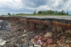 Слои дороги Стоковая Фотография RF
