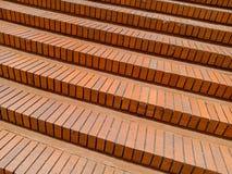 Слои кирпича индонезийские лестницы стоковое изображение rf