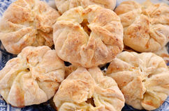 слойка печенья донутов Стоковое Изображение
