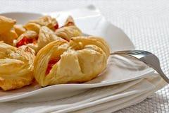 слойка печенья Стоковые Фото