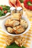 слойка печенья Стоковая Фотография