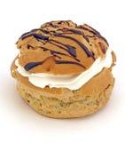 слойка шоколада cream Стоковые Фото