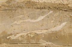 слой земли Стоковые Фото