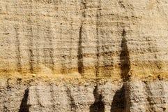 слой земли Стоковая Фотография
