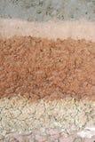 Слой почвы стоковая фотография rf
