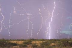 439 слой Benson молнии 10 стоковое изображение