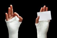 сломанная рукоятка 03 Стоковые Фотографии RF