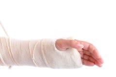 сломанная рукоятка Стоковая Фотография
