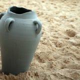 сломанный amphora Стоковое Изображение