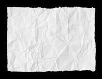 сломленная бумага стоковое изображение rf