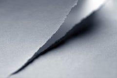 сломленная бумага Стоковые Фото