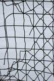 сломленная загородка Стоковое Изображение RF