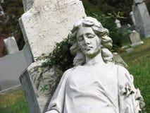 сломленная статуя Стоковое Изображение RF