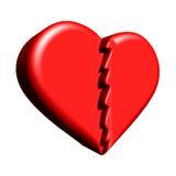 сломленное сердце 3d бесплатная иллюстрация