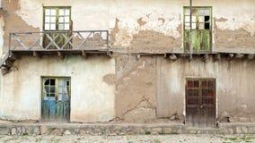 сломленные двери Стоковое Изображение RF