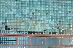 сломленные окна стоковая фотография
