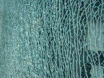 Сломленные стеклянные зеленые конспект и предпосылка стоковая фотография