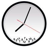 сломленные часы Стоковое Фото