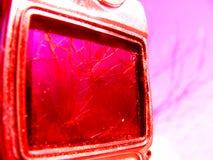 сломленный сотовый телефон Стоковая Фотография RF