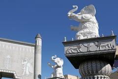слоны hollywood Стоковые Фотографии RF