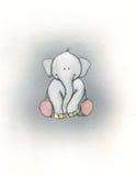 слон младенца Стоковое Изображение RF