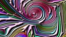 Случайные абстрактные формы стоковые изображения