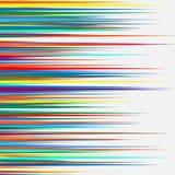 Случайные красочные геометрические картина/текстура Испещрянное illustratio иллюстрация штока