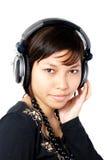 слушая нот к Стоковые Изображения RF