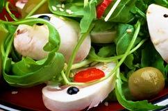 Смачный салат Стоковые Фотографии RF