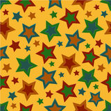смелейшие звезды граници Стоковая Фотография RF