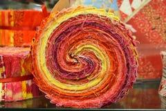 смелейшие свирли quilt Стоковое Изображение