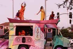 Смелейшие танцоры тележки стоковое фото rf