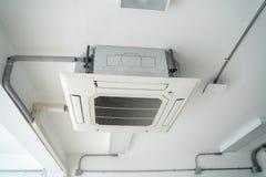 Смертная казнь через повешение блока условия воздуха на потолке Стоковое фото RF