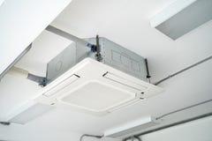 Смертная казнь через повешение блока условия воздуха на потолке Стоковые Изображения RF