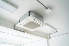 Смертная казнь через повешение блока условия воздуха на потолке Стоковое Фото