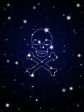 смерть созвездия иллюстрация вектора