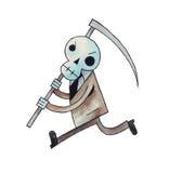 смерть Стоковое Изображение RF