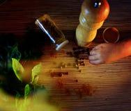 смесь трав Стоковая Фотография