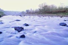 Сметанообразное река Стоковая Фотография RF