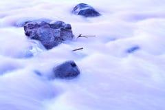 Сметанообразное река Стоковые Фотографии RF