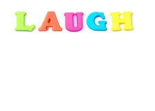 смех Стоковая Фотография RF