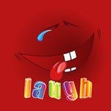 смех Стоковое Изображение RF