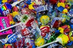 Смешанная конфета Стоковые Изображения