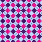смешанная пурпуровая текстура свитера Стоковая Фотография RF