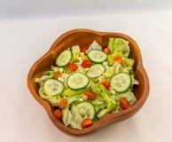 Смешанная салатница стоковое фото rf