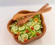 Смешанная салатница стоковое изображение rf